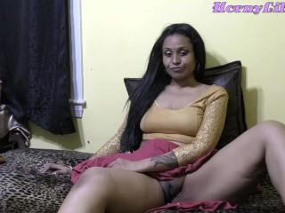 Horny Lily – Bhabhi Roleplay in Hindi (Diwali Special)