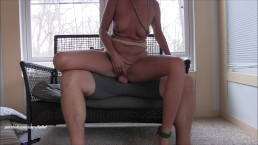 Wild milf rides, covers...