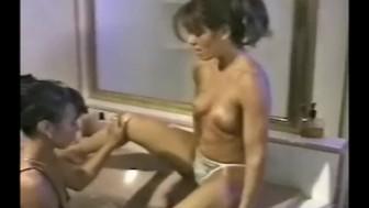 Teen lesbian sluts passionate kissing and very sensual girl on girl fucking