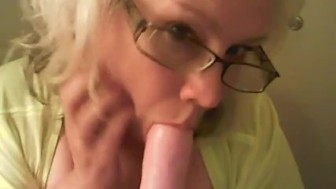 Milf is ready for you to peek at her huge 44DDD Tits