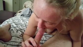 Kiki Cummings licking
