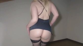 Watch me teasing and playing with myself