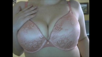 MsShynie Perfect Tits Bra Fetish
