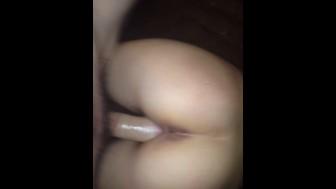 cum on sexy girls ass