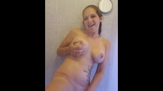 Shower and Toy Fun pt 2