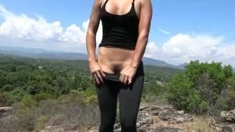 Hot Naughty Hiking - Randonnée coquine by Vic Alouqua