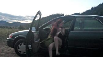 Mountain Moans | My Premium Self-Shot Porn: freckledred.manyvids.com