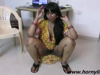 Desi bhabhi talking