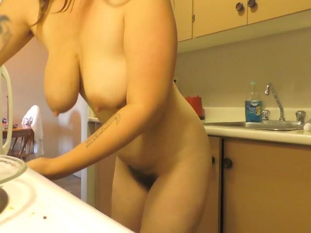 Blonde Big Tit Anal Milf