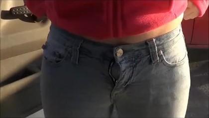 Porn pee pants Search «pissing