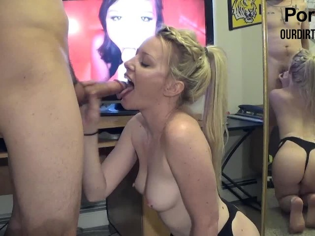 Black Cock Cum White Mouth