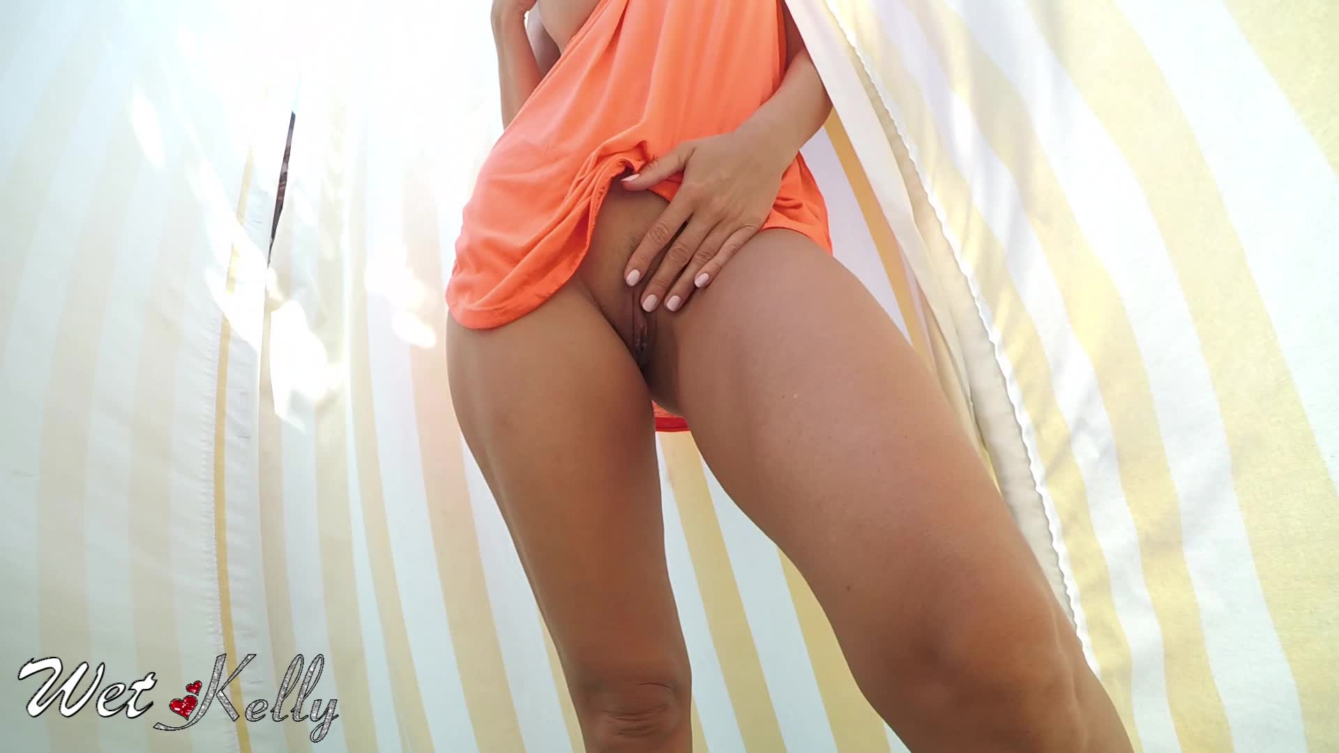 Flash And Nude On The Balcony - Free Porn Videos - Youporn-5610