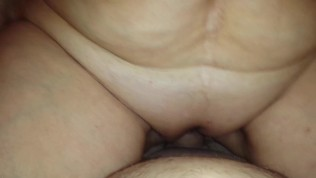 Cum inside Stepmom pussy StepMom And Step Son
