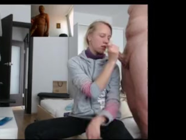 Mom Son Morning Blowjob