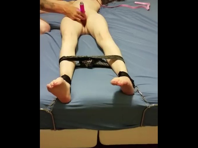 Dixie Comet Tied Up Gagged