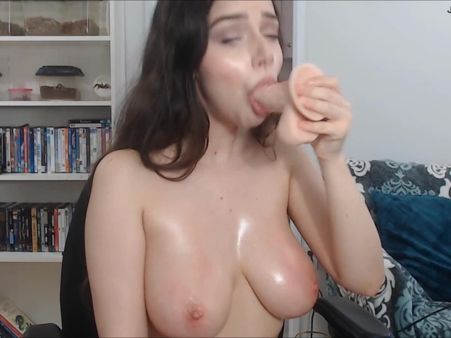 Big Ass Latina Dildo Webcam