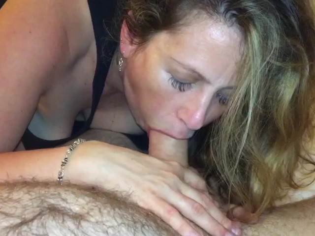 Intense Blowjob Cum Mouth