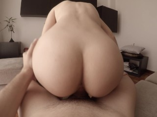 Morning creamy quickie to rejoice 1,000,000 perspectives ♡ (WITH CREAMPIE!)
