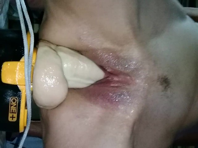 Fuck Machine Makes Me Squirt