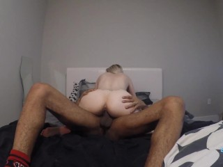 HD 4K In need of sex Blonde Is aware of How To Journey big black cock