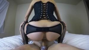 Fucking my hot girlfriend's creamy pussy - Dripping Creampie