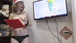 Sex reality show weather forecast from DuBarry. part 1 Sexy Happy new year
