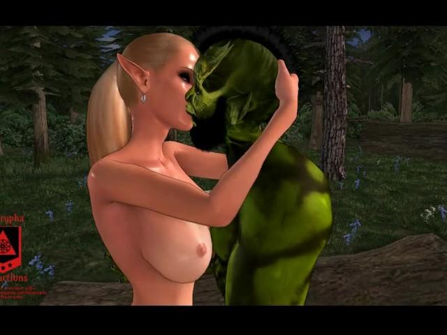 An Orc Elf Affair