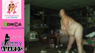 Bbw Gamer Slut Dancing Naked Justdance2018