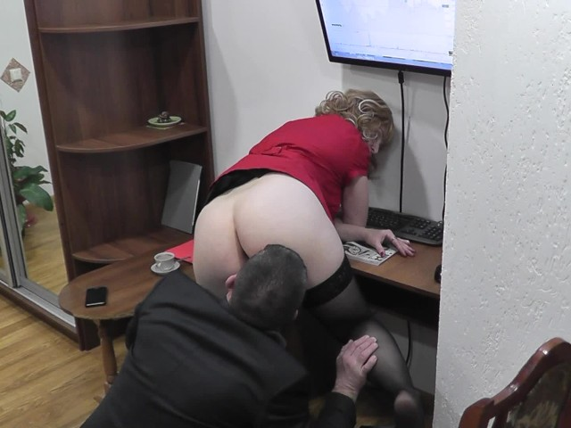 Hidden Camera Sex Office