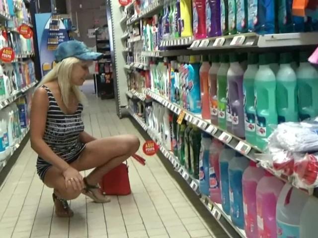 amateur grocery store porn