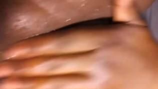 Ebony Squirter Pussy Is Dripping Daddy