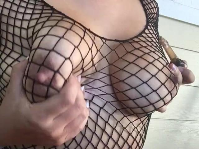 Dildo His Ass While Fucking