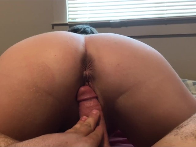 Cumming Inside Her Asian Pussy