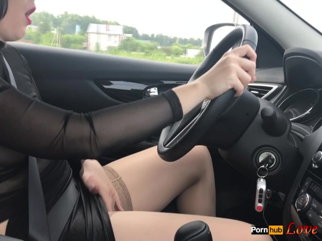Public Masturbation Car Caught