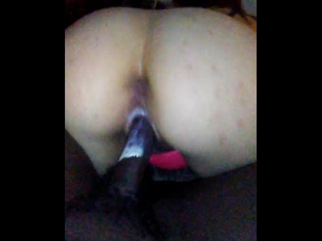 Creamy Pussy Rides Dick