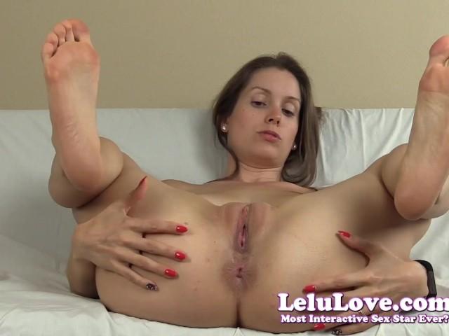 Amateur Teen Feet Pussy