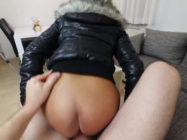 Monster Black Cock Blonde Ass
