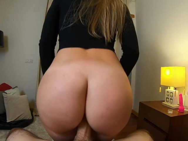 Rough Teen Reverse Cowgirl