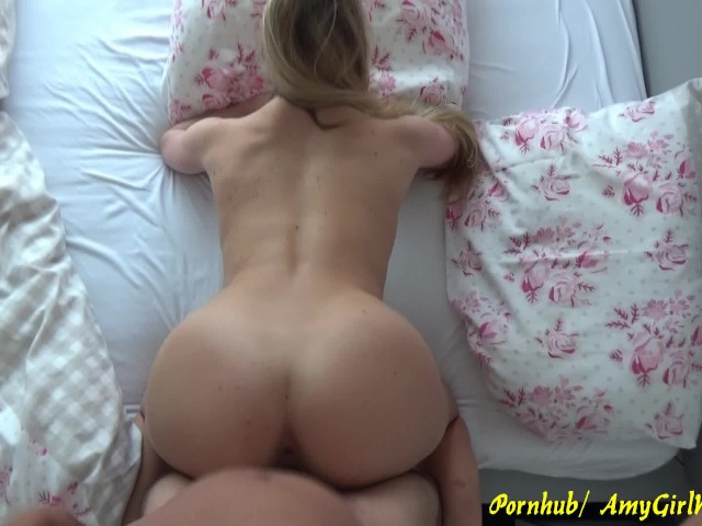 Blonde Rough Anal Bondage