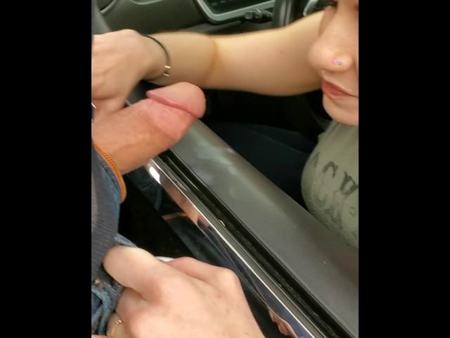 Teen Wants Cum Her Mouth