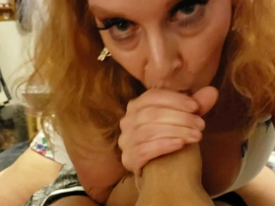 Mom Teaches Step Son to Love Blow Jobs ***roleplay***
