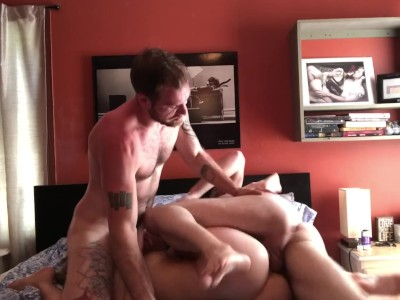 Bisexual Threesome with Ella...