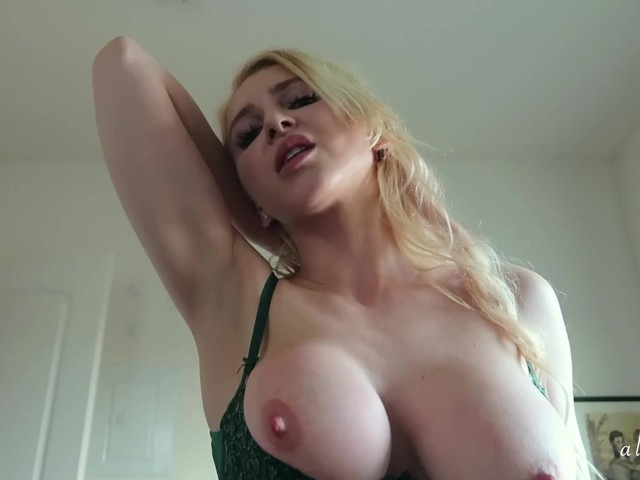Blonde Fuck Changing Room