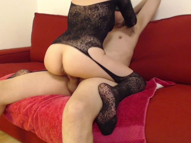 Riding Dildo Wet Orgasm