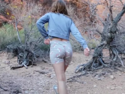 Horny Hikers Public Flashing Deepthroat Cock Suck - Molly Pills - Pov Gfe
