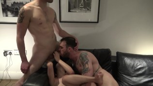 Bisexual Threesome with Rae...