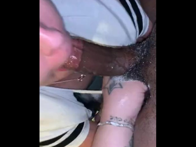 Big White Girl Sucks Bbc