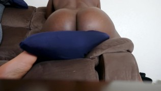Pillow Humping on My Momma's Couch