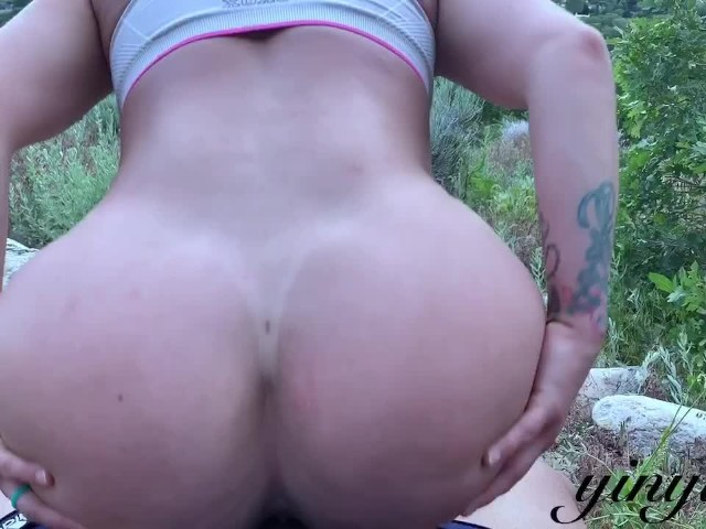 She Finishes Him Her Tits