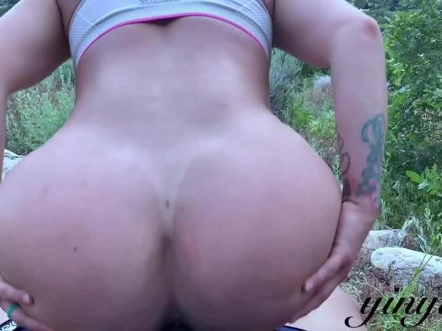 She Begs Him Cum Inside Her